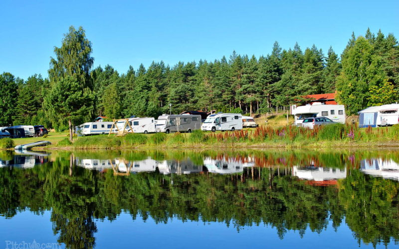 Camping och ställplatser